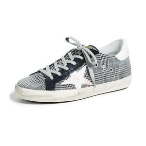 Golden goose tweed and floral 37